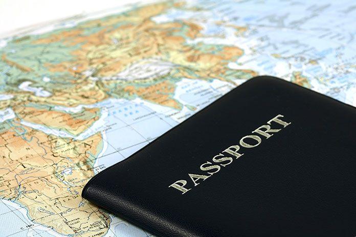 Utrata paszportu poza granicami kraju