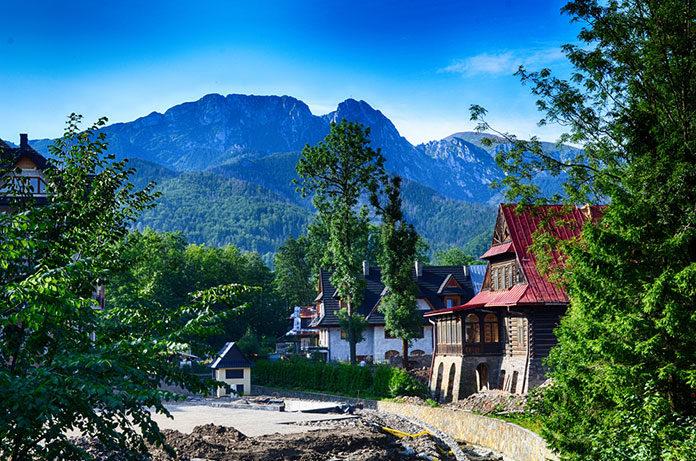 Zakopane w jeden weekend – jak jesienią zaplanować wyjazd w góry i znaleźć najlepszy apartament Zakopane?