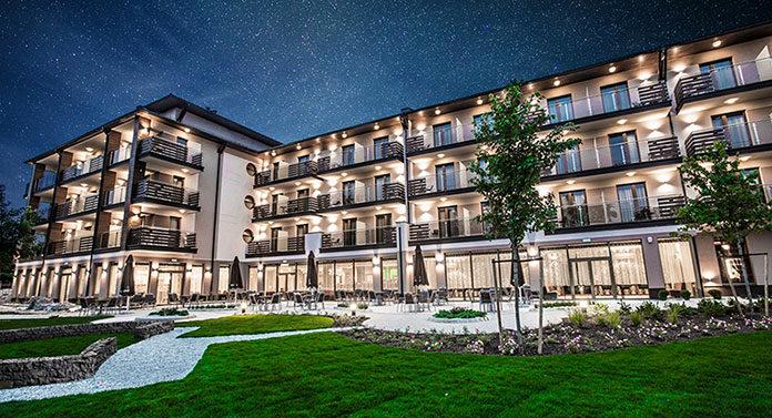 Najlepsze hotele w województwie świętokrzyskim oferujące wodny relaks