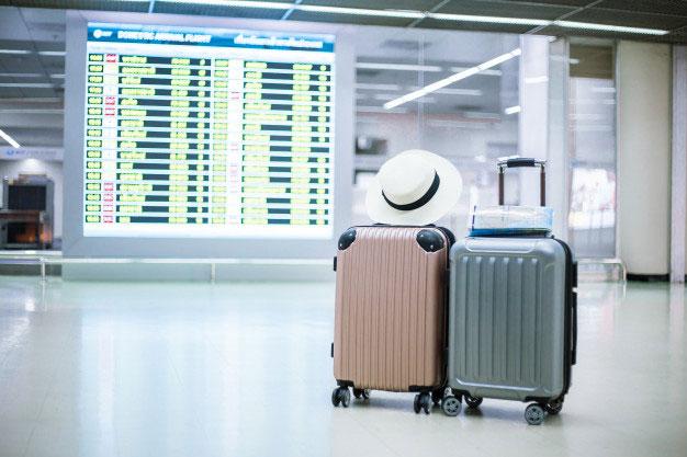 Podróż samolotem - w co się spakować?