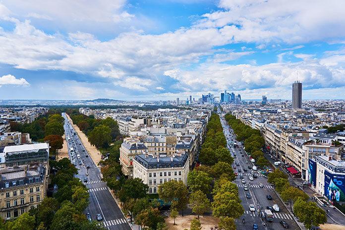 Paryż - stolica, w której szybko się zakochamy